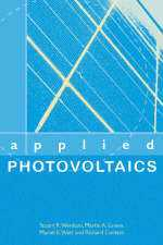 APPLIED PHOTOVOLTAICS e3