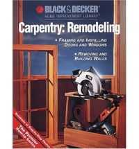 CARPENTRY: REMODELLING