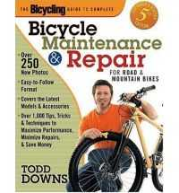 BICYCLE MAINTENANCE & REPAIR e5