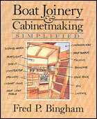 BOAT JOINERY & CABINET MAKING SIMPLIFIED