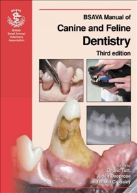 BSAVA MANUAL OF CANINE & FELINE DENTISTRY