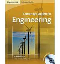 CAMBRIDGE ENGLISH FOR ENGINEERING + CDs (2)