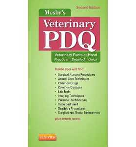 MOSBY'S VETERINARY PDQ e2