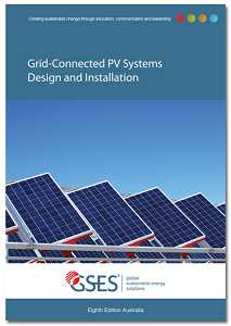 GRID-CONNECTED PV SYSTEMS DESIGN & INSTALLATION e8