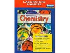 CHEMISTRY LAB MANUAL STUDENT e6