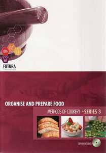 ORGANISE & PREPARE FOOD & METHODS OF COOKERY BK+CD
