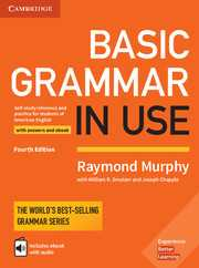 BASIC GRAMMAR IN USE e3 W/ANSWERS + CD