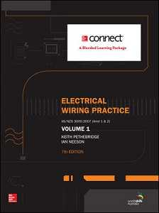 ELECTRICAL WIRING PRACTICE e7 VOL 1  PLUS CONNECT