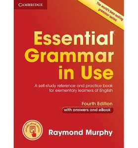 ESSENTIAL GRAMMAR IN USE WITH ANSWERS AND INTERACTIVE eBOOK e4