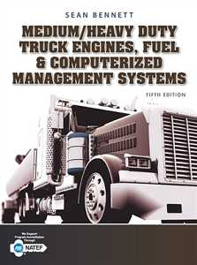 MEDIUM/ HEAVY DUTY TRUCK ENGINES, FUEL & COMPUTERIZED MANAGEMENT SYSTEMS e5