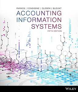 ACCOUNTING INFORMATION SYSTEMS: UNDERSTANDING BUSINESS PROCESSES e4