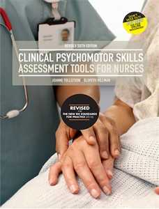 CLINICAL PSYCHOMOTOR SKILLS (3 POINT) WITH STUDENT RESOURCE ACCESS 24 MONTHS e6 REVISED
